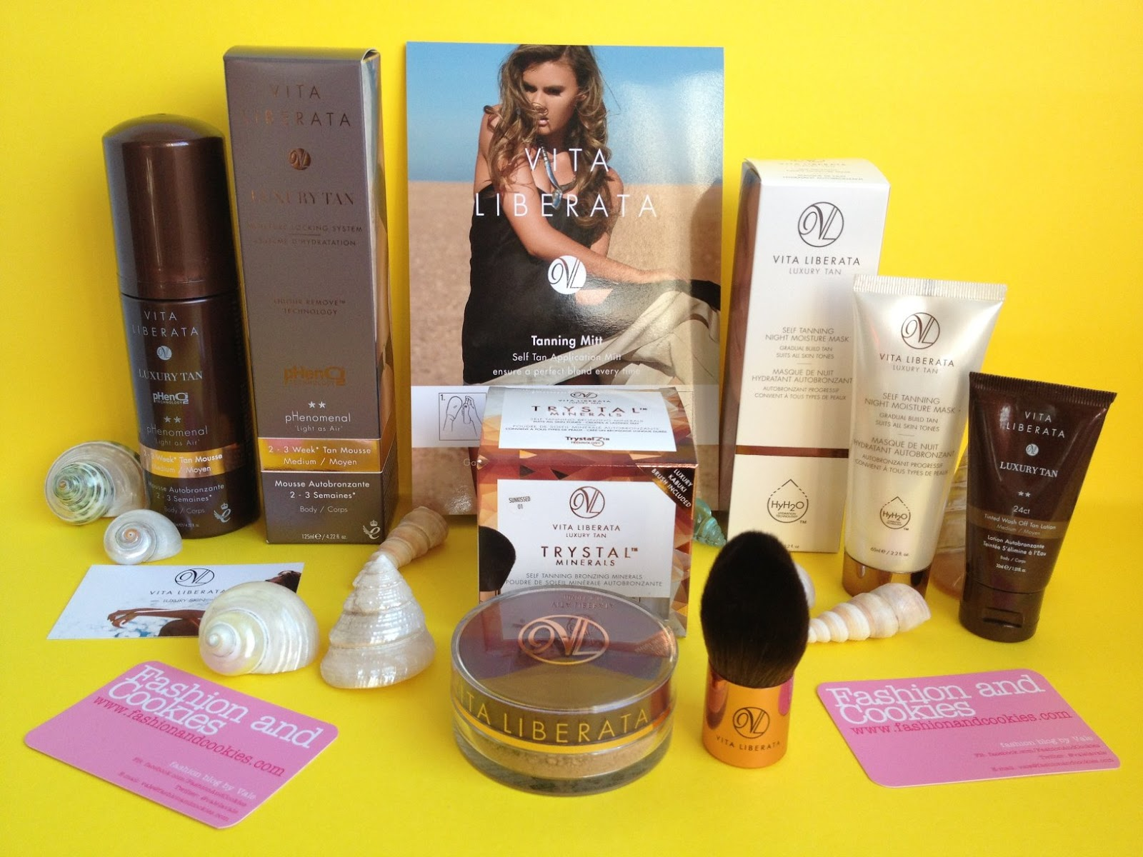 How to get a tan quickly and safely with Vita Liberata on Fashion and Cookies fashion and Beauty blog