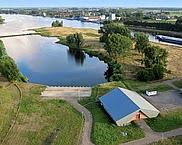 Foto cover Jaarrapport 2013. Maas. De kwaliteit van het Maaswater in 2013
