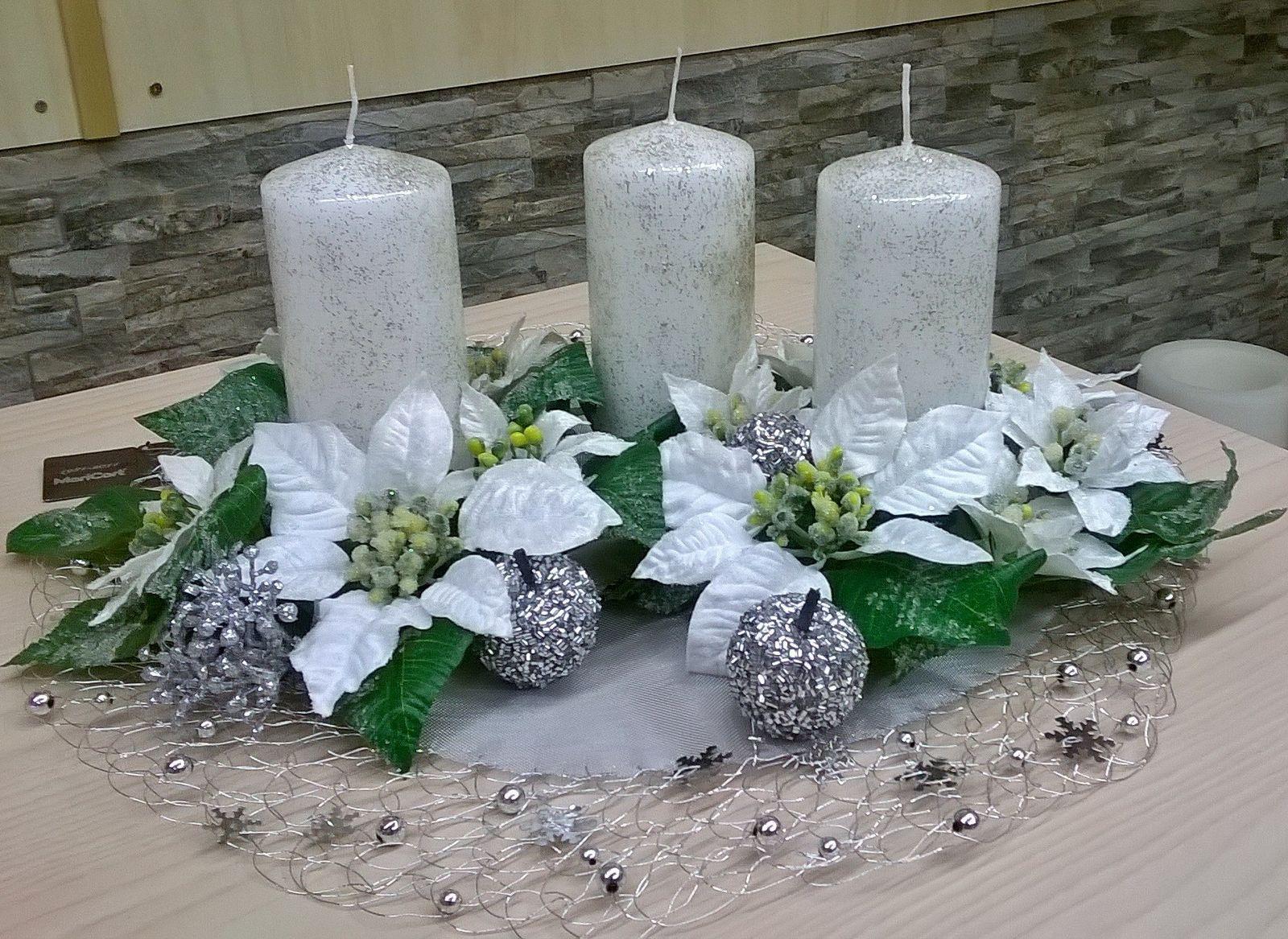 Ceralandia by candele gange srl for Centrotavola design moderno