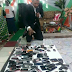 PHOTO OF THE DAY: Pastor Praying Against Spirits Of Facebook and Whatsapp On Phones?