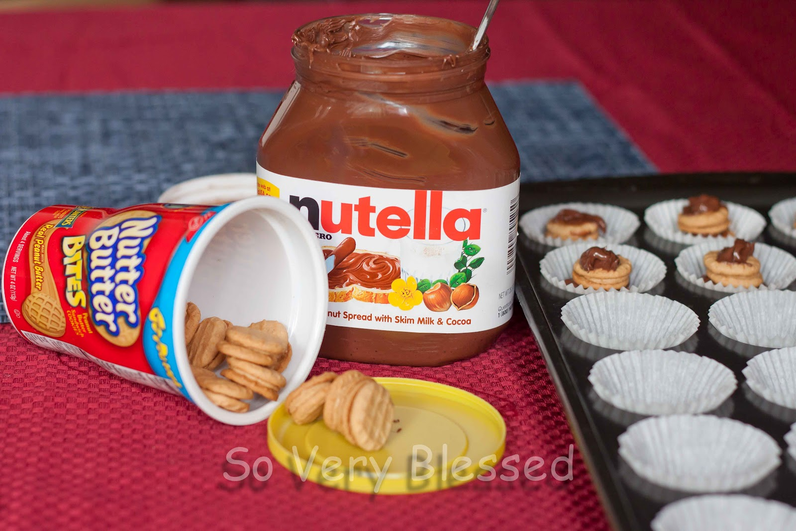 Nutter Butter Nutella ...