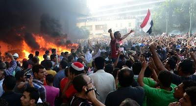 civil war in egypt