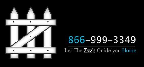 3Z Realty Slogan and Fence Banner