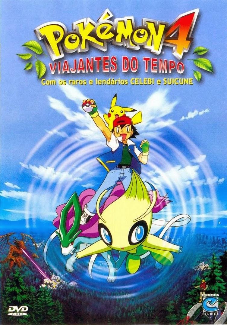 Pokémon 4: Viajantes do Tempo – Dublado (2002)