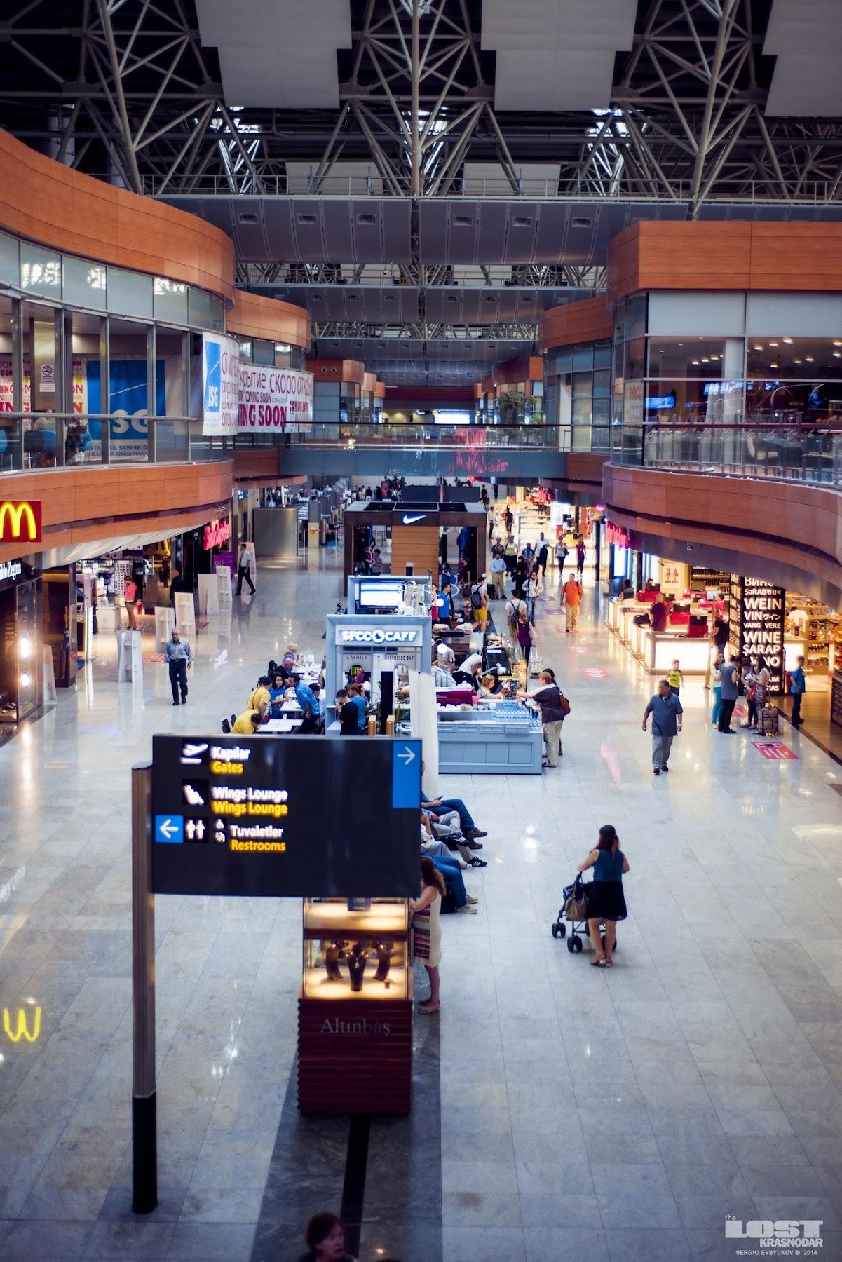 Istanbul Sabiha Gokcen Airport