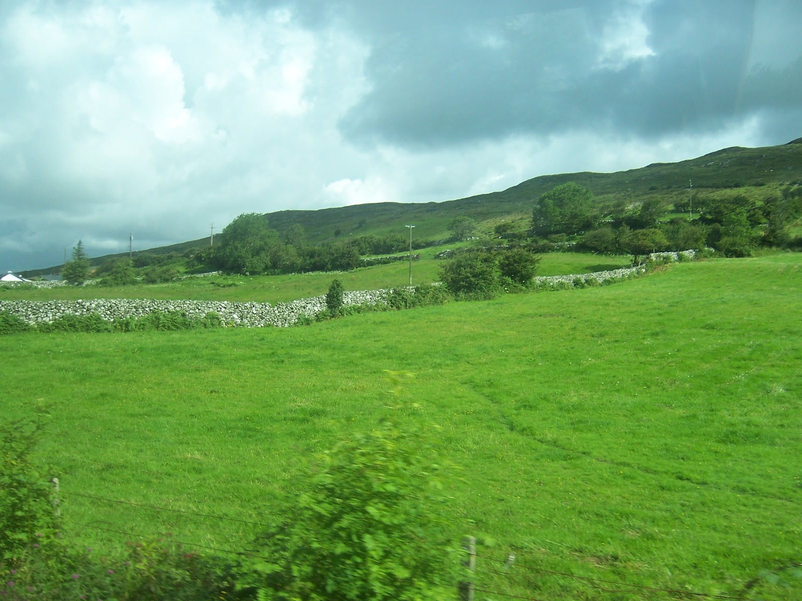 travels and visits ireland landscape
