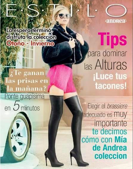 revista estilo andrea oi 2014