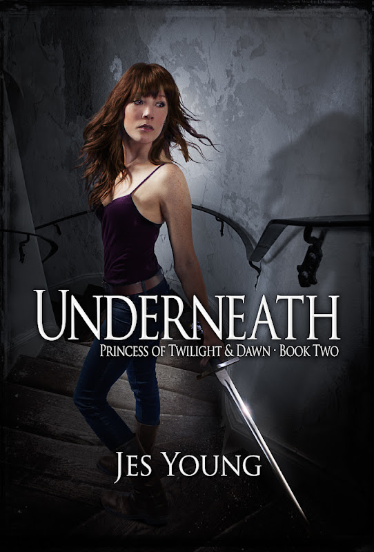Tab Bennett and the Underneath by Jes Young