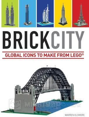 Brick City Global Icons To Make From Lego5