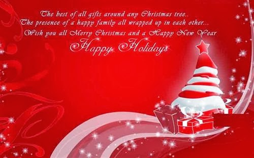 Top Merry Christmas Quotes For Cards