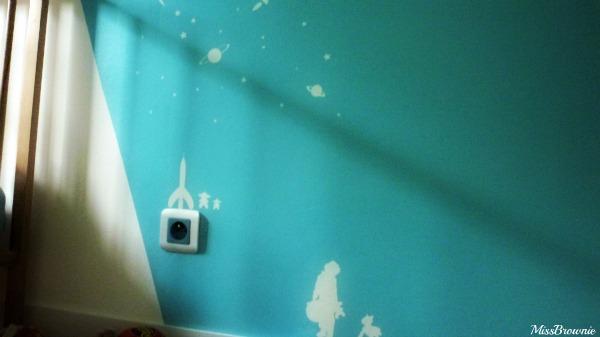 Papier Peint Phosphorescent Nuit Etoilee - Ciel etoile Papiers peints • PIXERS