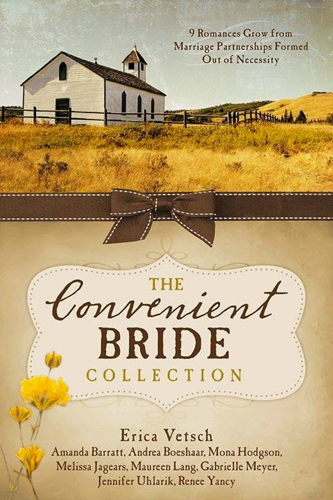 The Convenient Bride Collection July 2015