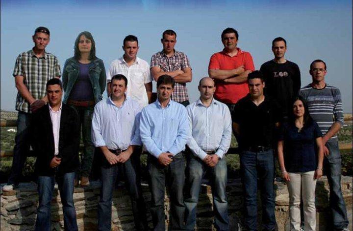 La verdad en oria blog mayo 2011 for Resultados electorales mir