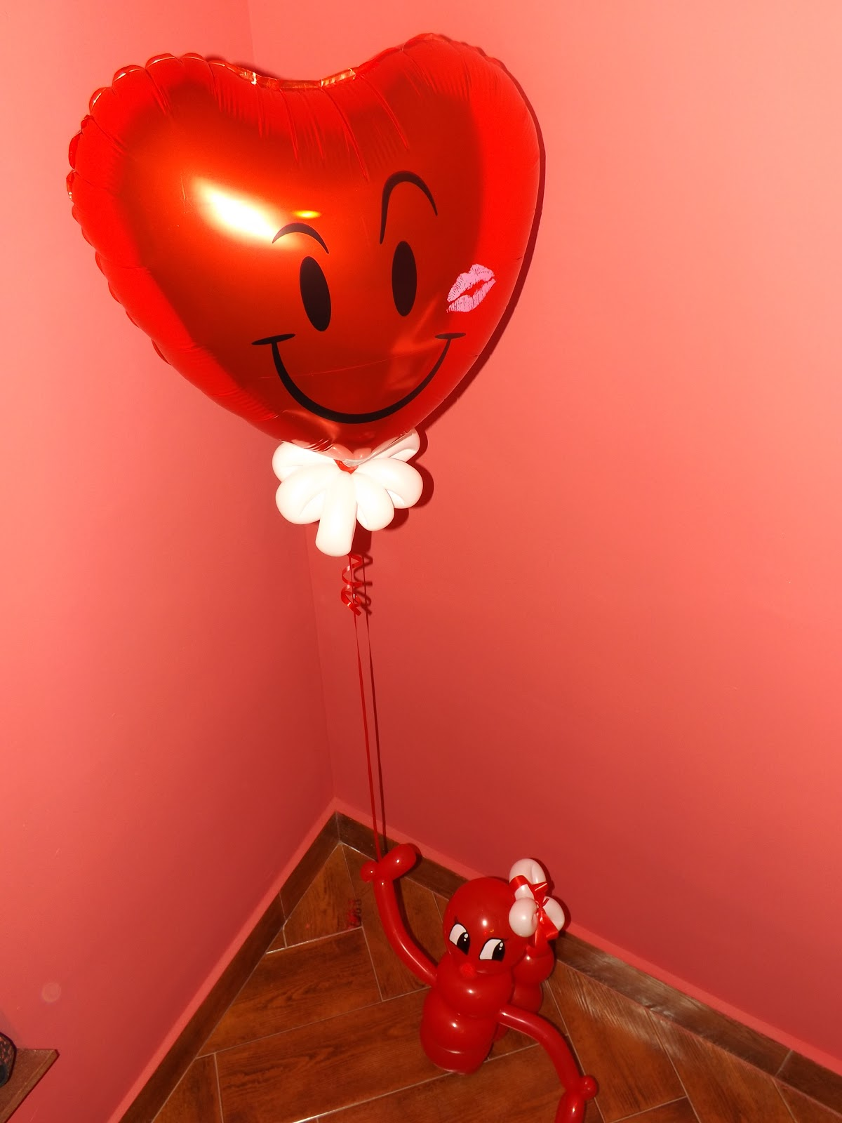 Decoraciones d 39 globos san valentin d 39 globos - Decorar para san valentin ...