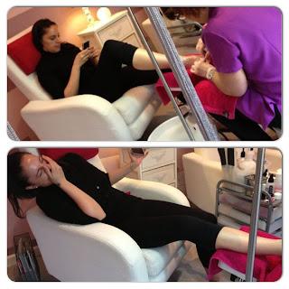 Luce unas piernas y pies perfectos Silvia Quiros SQ Beauty