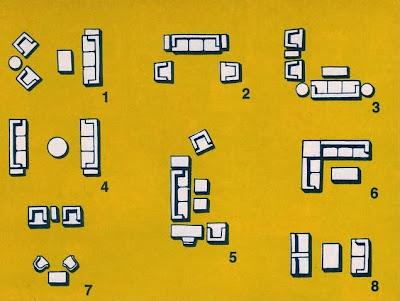 Lounge Furniture Layout   Interior 2014