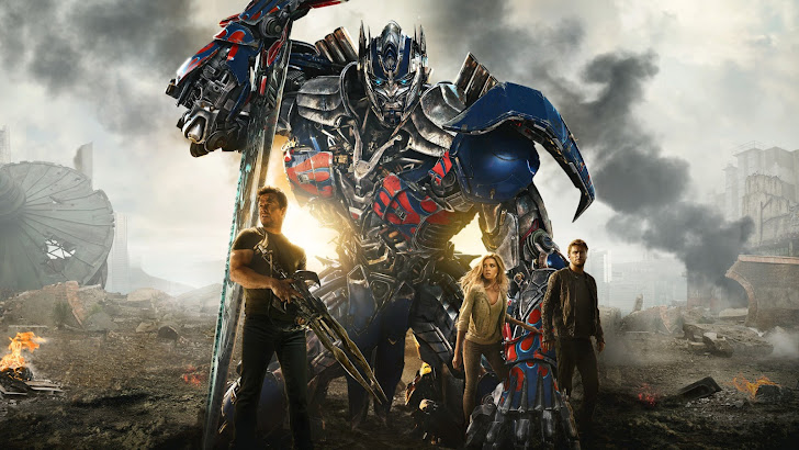 Transformers Age of Extinction movie 4