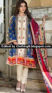 Thredz Winter Dress Collection 2015