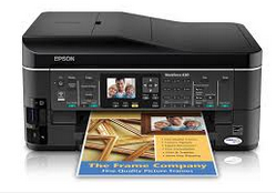 Epson WorkForce 635 Printer Driver images For All OS Free Download