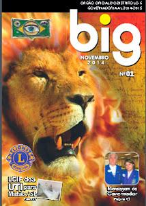 BIG NOVEMBRO / 2014 - peça o seu exemplar impresso