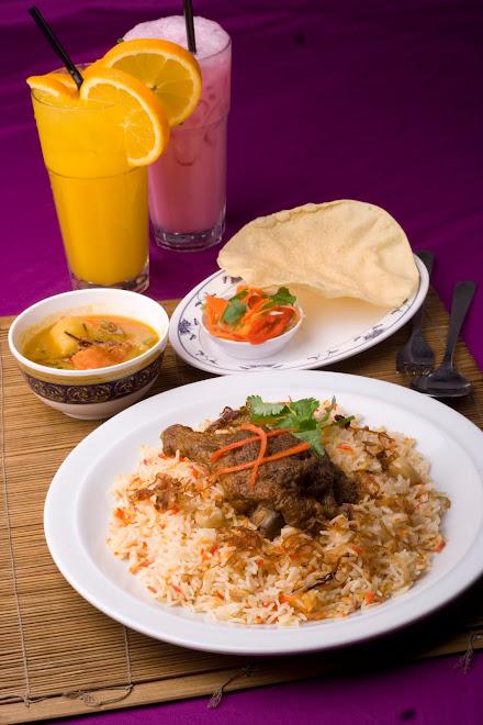 Nasi Beriani Johor