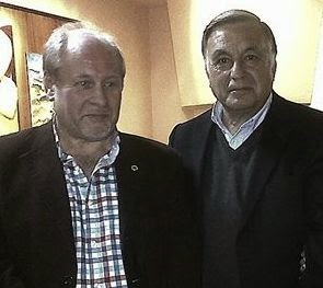 El Sr Sumonte Alcalde de Concon y Jicé