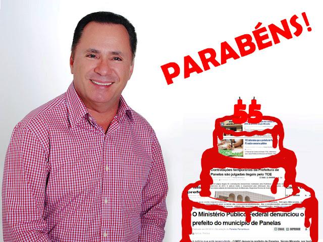 Parabéns Sérgio Miranda!