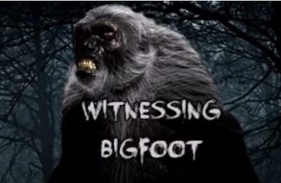 British Columbia Bigfoot