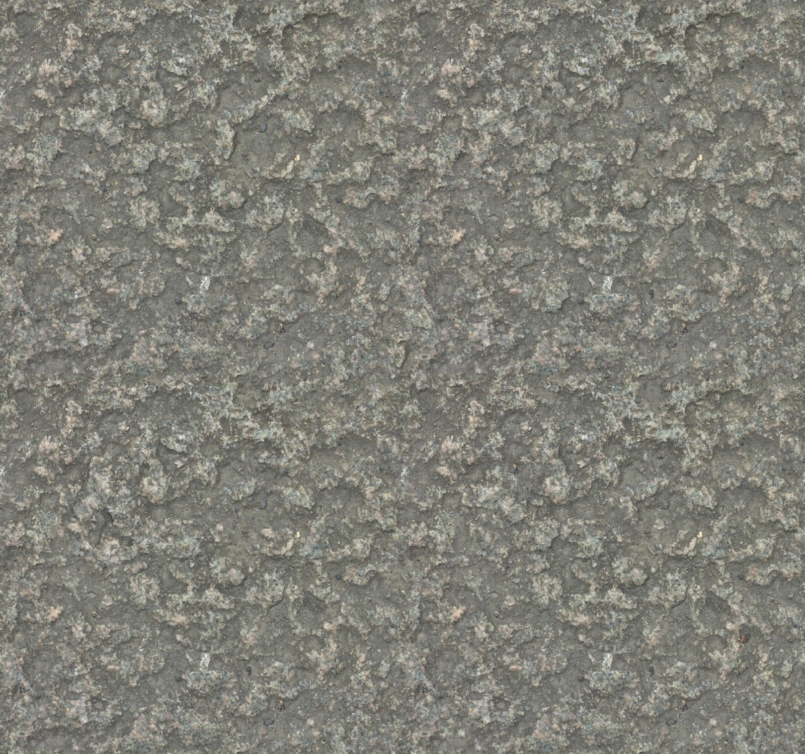 (CONCRETE 15) seamless floor granite texture 2048x2048