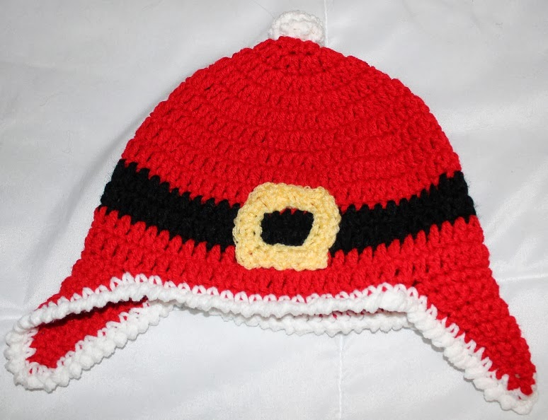 Crochet Hat Pattern For 2 Year Old