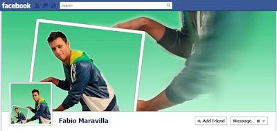 Facebook Cover, Sangat Kreatif
