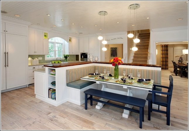 Conceptions de table manger de cuisine pour vous - Table a manger cuisine ...