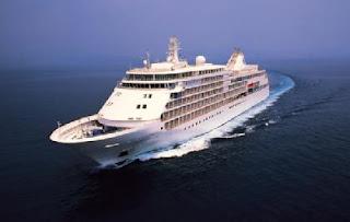 SilverSea Cruises Silver Whisper - 2013 World Cruise