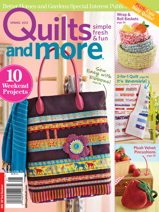 Linen Closet Quilts: Quilts and More