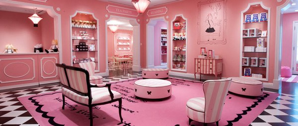 Inside & Out Interiors: I\'m a Barbie Girl in a Barbie World.....