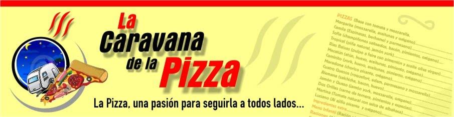 La Caravana de la Pizza