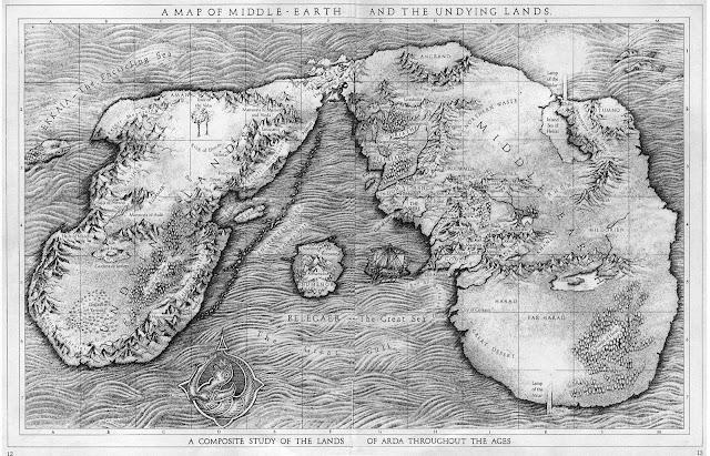 Tolkien's Arda