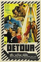 Portada El desvío (Detour)