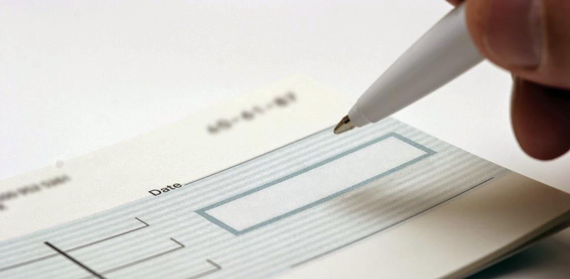 Los cheques y las obligaciones divisibles