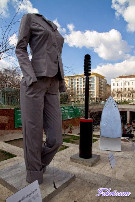5.Amazing Statue