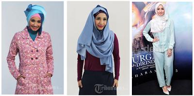 Baju Muslim Laudya Cynthia Bella