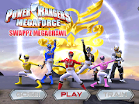 Download Game Power Rangers Swappz MegaBrawl APK+DATA Terbaru
