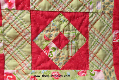 Quilted Table Runner Quilt Pattern Tutorial
