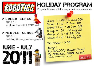 Robotics Education Centre May 2011