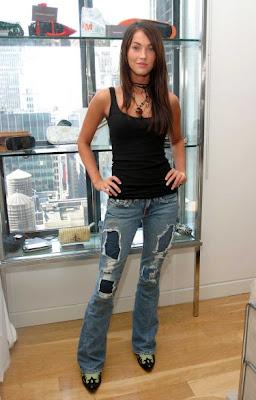 Megan Fox Natural Without Makeup