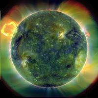 Το μαγνητικό πεδίο του Ήλιου ετοιμάζεται για την πλήρη 11-ετή αναστροφή του