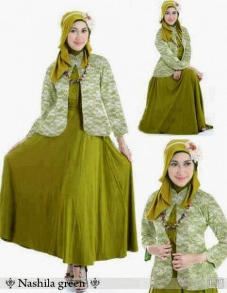 Baju Busana Muslim 2014