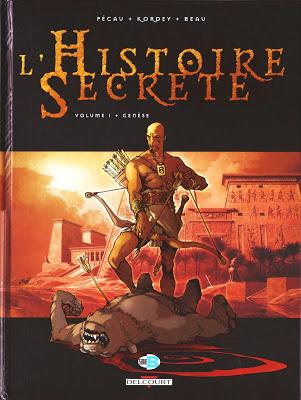 L'histoire secrète (Pécau-Kordey-Pilipovic-Sudzuka)