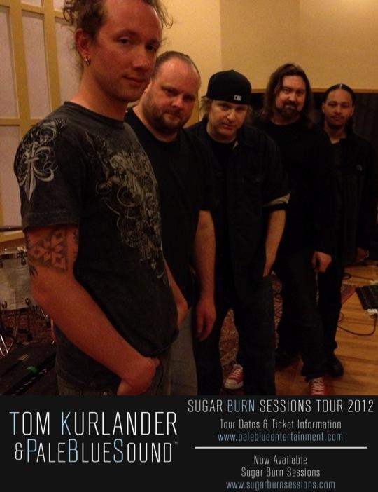 Tom Kurlander & PaleBlueSound | Sugar Burn Sessions Tour