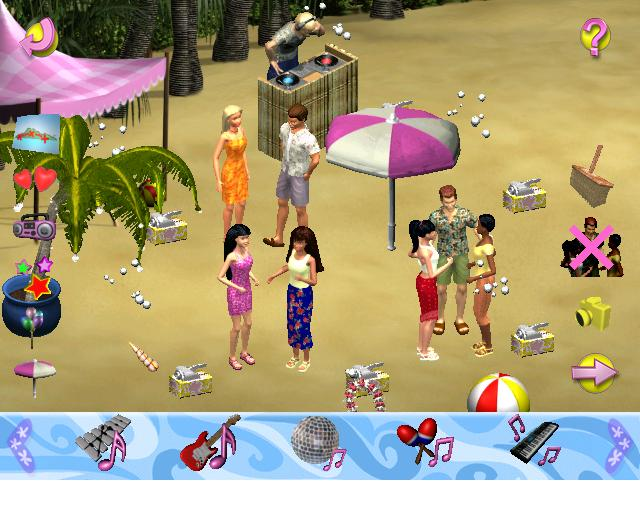 flirting games at the beach free online free download